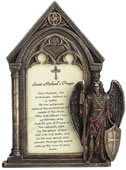 Saint Michael's Prayer Photo Frame
