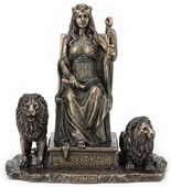 Greek Mother Of Gods - Cybele (Rhea)