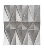 Maxton Multi-Faceted Wall Panels, Set of 3