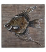 Iron Fish Wall Art