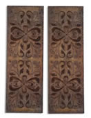 Alexia Wall Panels, Set of 2