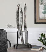 Agalia Abstract Family Sculpture
