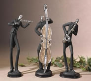 Harlem Nights- Jazz, Set of 3