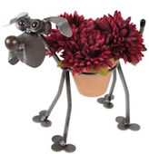 Labrador Flower Pot Holder